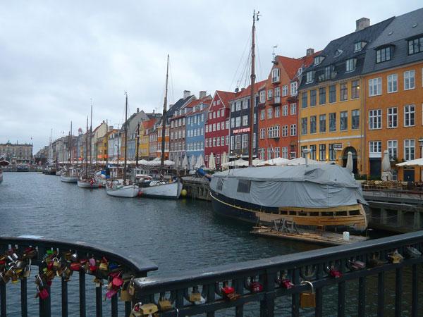 Nyhavn,-Copenhague