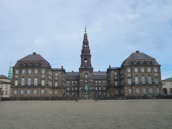 Palais-de-Christiansborg,-C