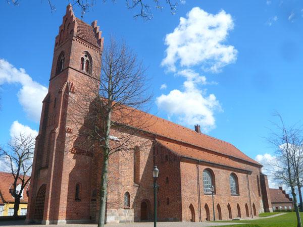 Sortebrodre-Kirke,-Viborg-(