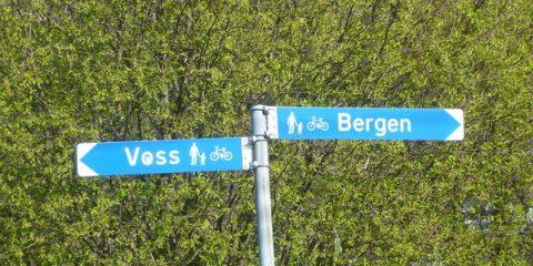 De Bergen à Voss, le début des fjords