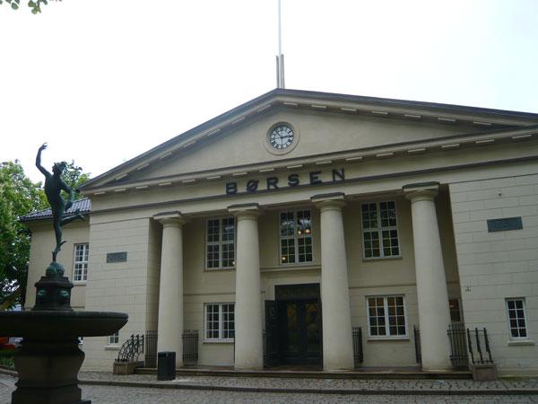 Bourse,-Oslo