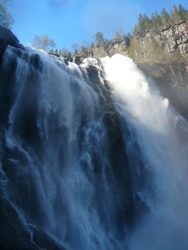 Cascade-de-laSkjervfossen-(