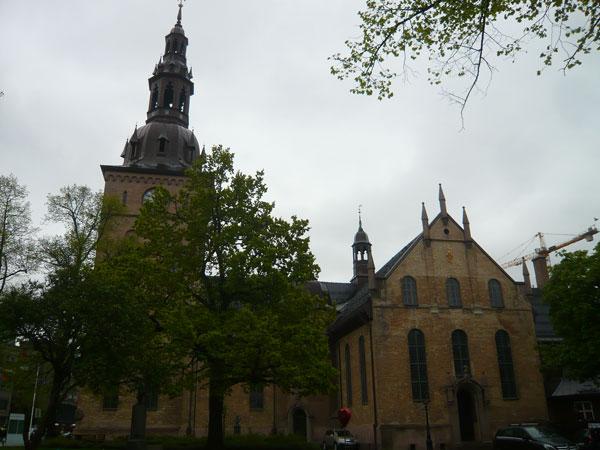 Cathédrale-d'Oslo