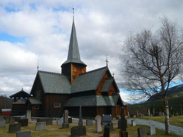 Eglise-en-bois,-Hedalen-(1)