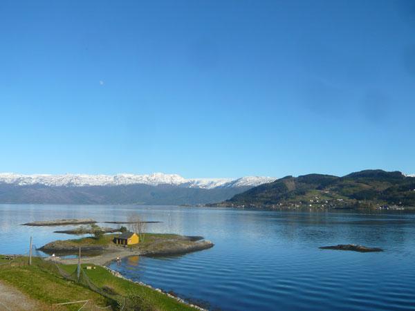 Hardangerfjorden,-Norheimsu