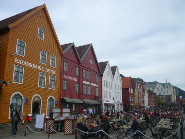 Quartier-Unesco-Bryggen,-Be