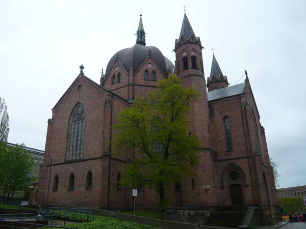 Trefoldighethkirken,-Oslo-(