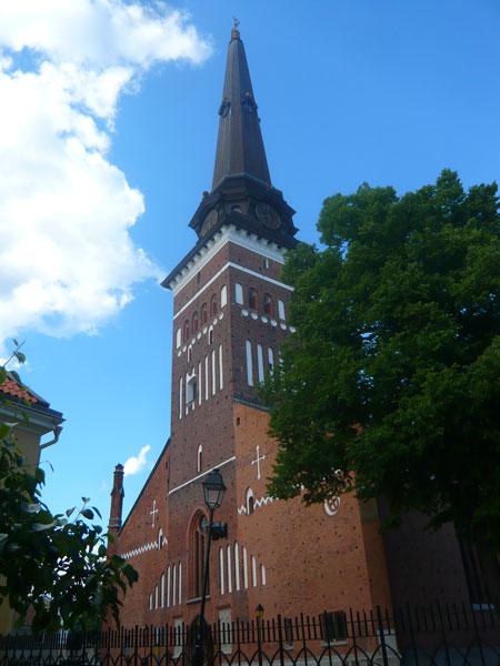 Cathédrale-de-Västeras-(2)