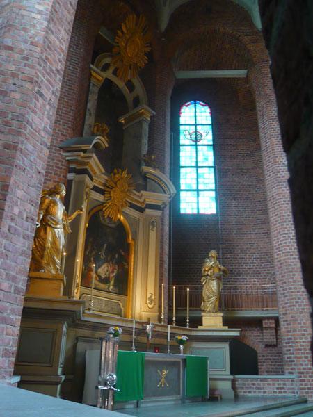 Choeur-de-la-Klosters-kyrka