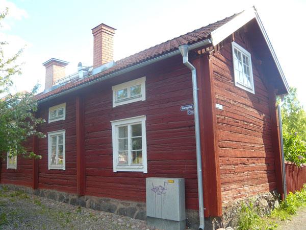 Maisons-Quartier-Ostänfors,
