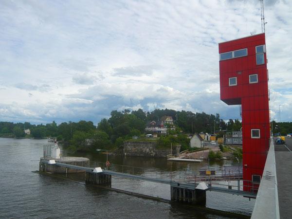 Pont-enjambant-le-lac-Mälar