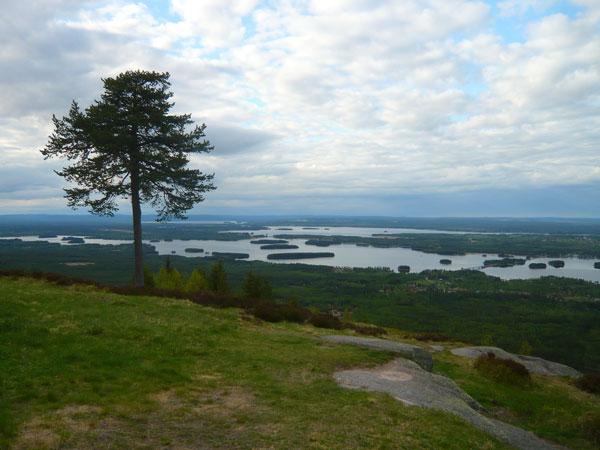 Vue-lac-Siljan-depuis-Ge