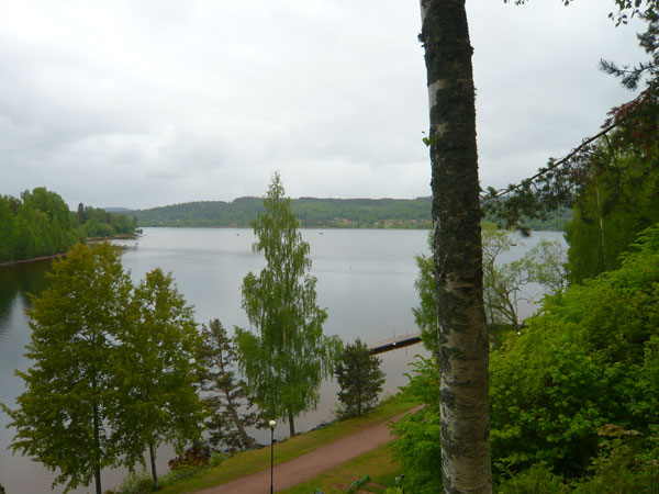 Vue-sur-le-lac-Siljan-depui