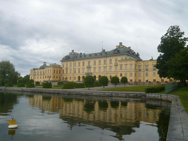 Château-de-Drottningholm