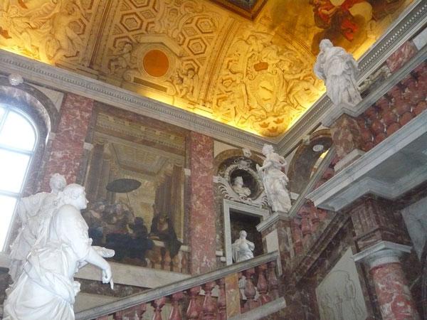 Escalier-principal,-Château
