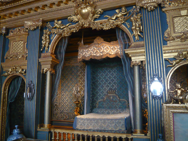 Hedvig-Eleonora's-State-Bed