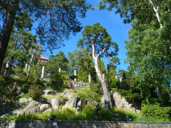 Jardin-en-terrasse,-Parc-du