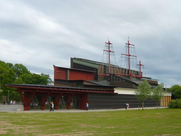 Musée-Vasa,-Stockholm