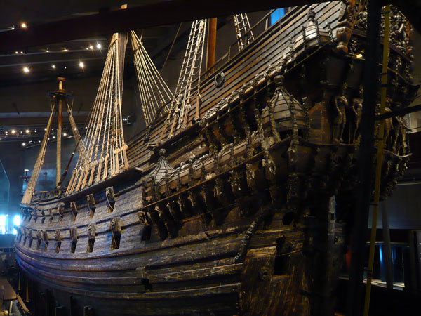 Poupe-Musée-Vasa,-Stockholm