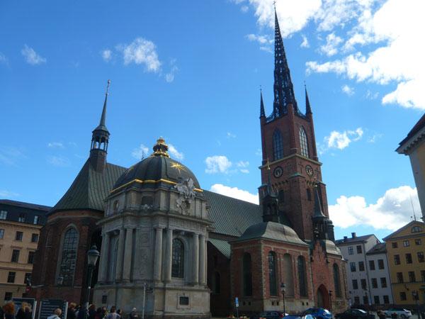 Riddarholms-kyrkan,-Stockho