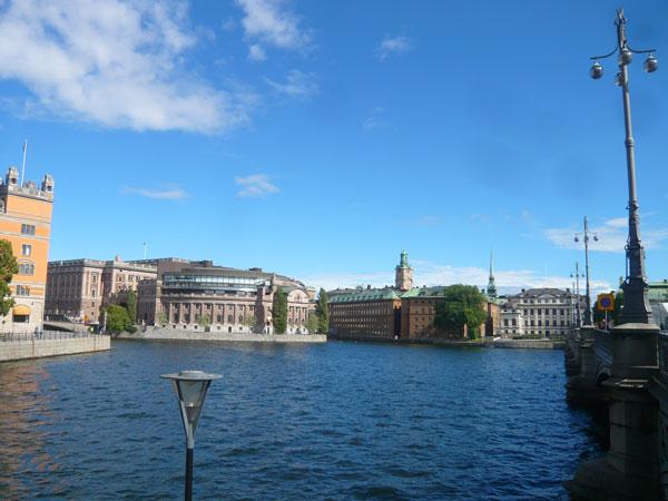 Riksdagshuset,-Stockholm