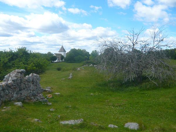 Ruines-de-maisons-d'Alsnö,-