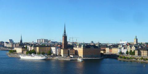 Stockholm, capitale bâtie sur l'eau