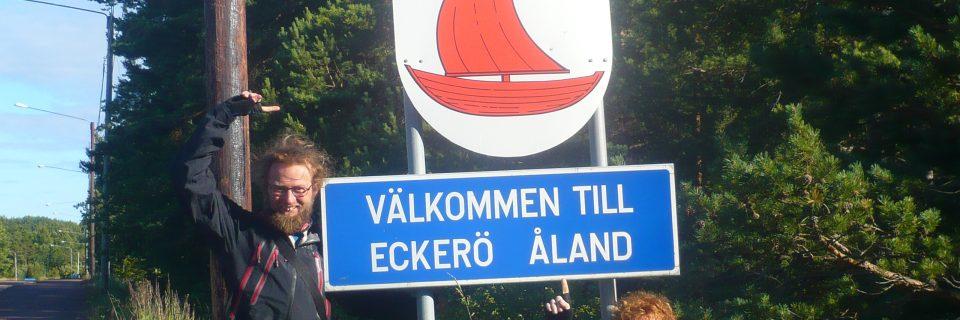 Les Aland, début de la Finlande
