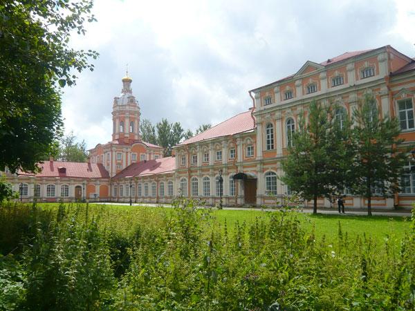 Alexander-Nevsky-Monastery,