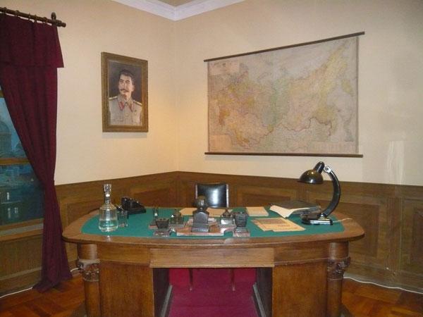 Bureau-de-Staline,-Musée-d'