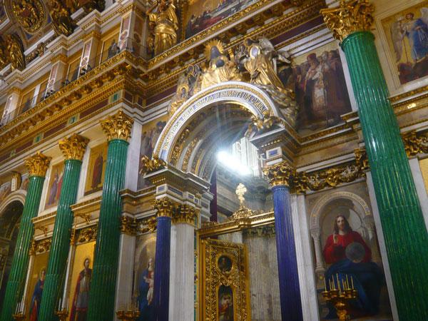 Choeur,--Saint-Isaac's-Cath