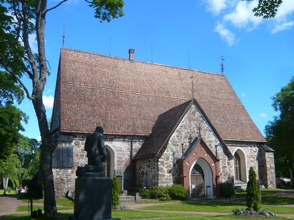 Eglise,-Taivassalo