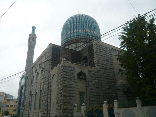 Mosquée,-Saint-Petersbourg-