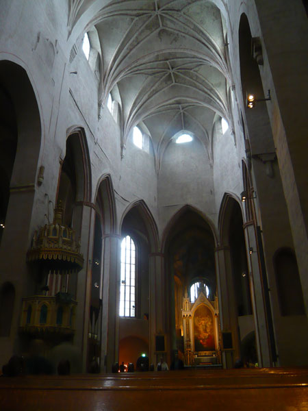 Nef-de-la-cathédrale,-Turku