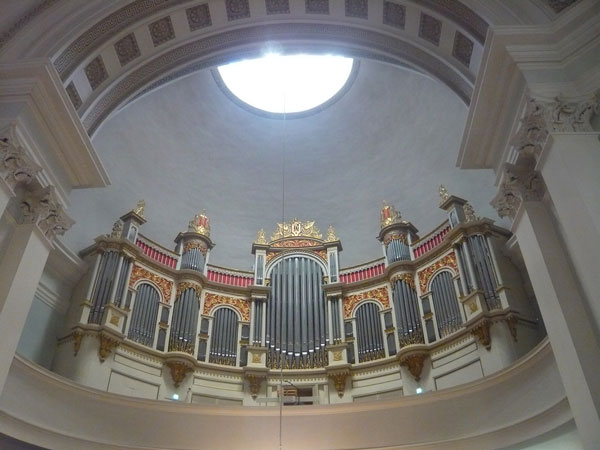 Orgue-de-la-cathédrale,-Hel