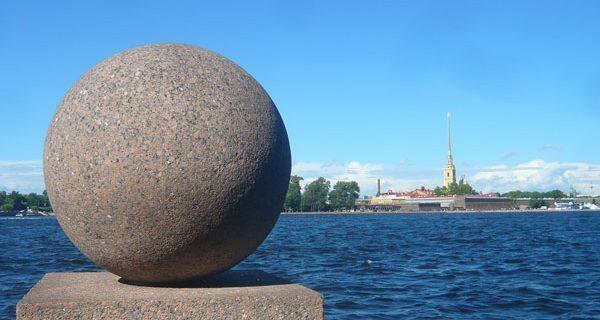 St Pétersbourg, mon amour!