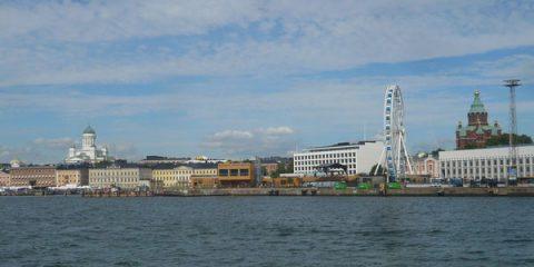 Helsinki, la fin des pays nordiques