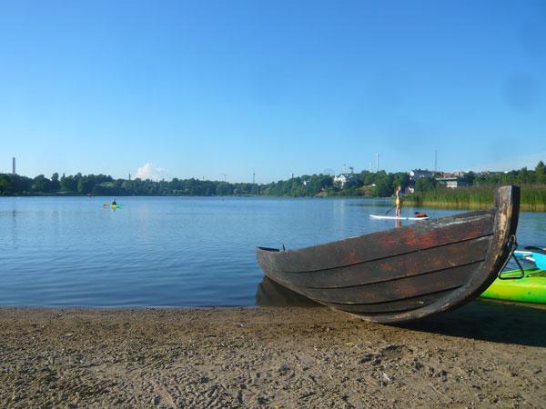 Vue-sur-le-lac-Töölönlahty,